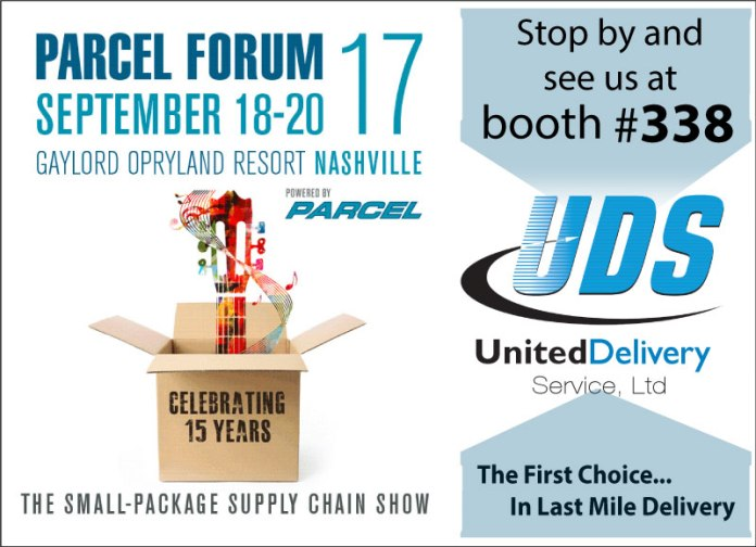 UDS-at-Parcel-Forum-2017-in-Booth338